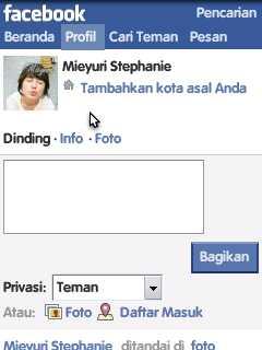 ganti nama facebook sepuasnya